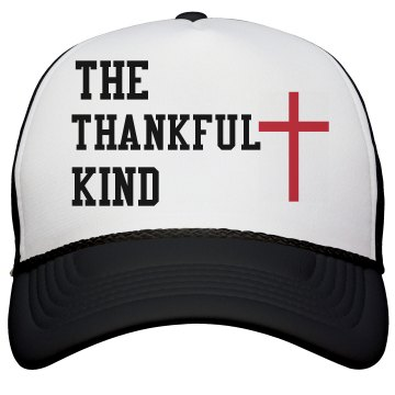 the thankful kind hat