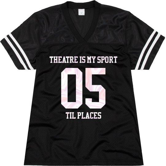Theatre is my Sport