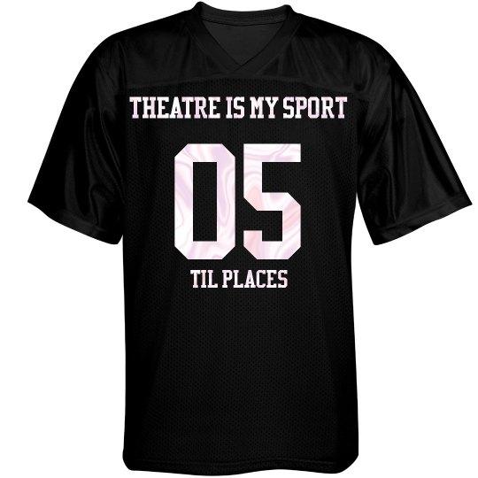 Theatre is my Sport Mens