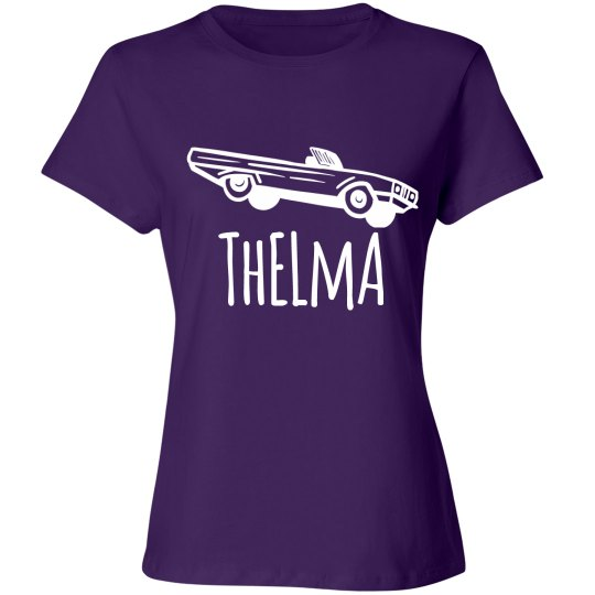 thelma and louise design