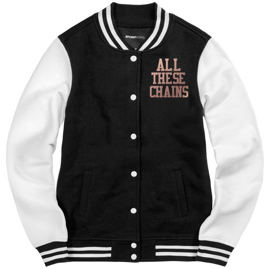 TheOutboundLiving All These Chains JACKET