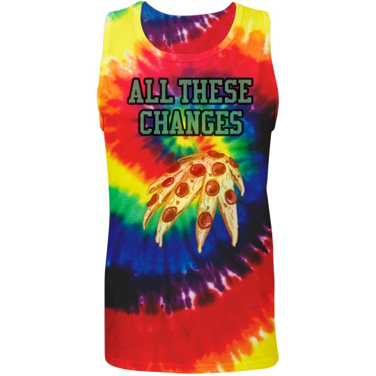 TheOutboundLiving All these Changes mens tank