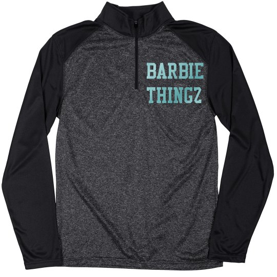 TheOutboundLiving Barbie Thingz sports!