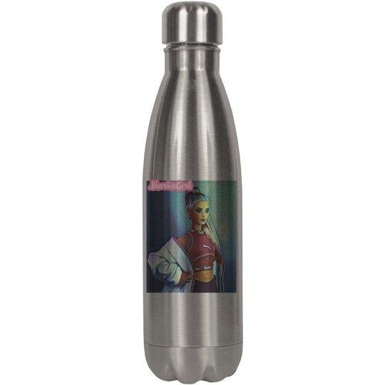 TheOutboundLiving BharbieGirl water bottle