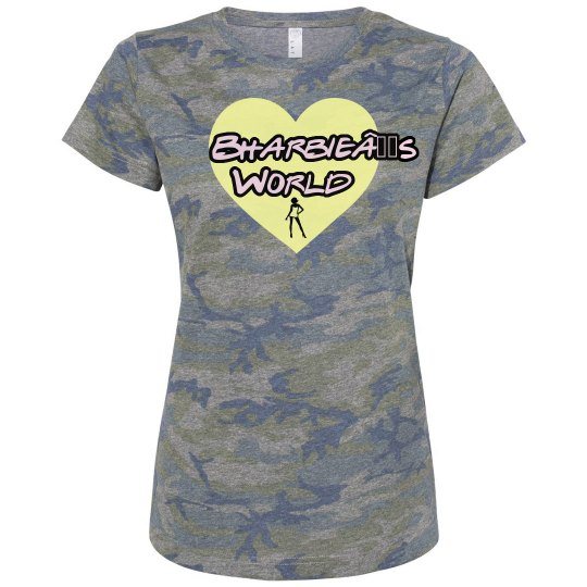 TheOutboundLiving BharbiesWorld special edition T-shirt