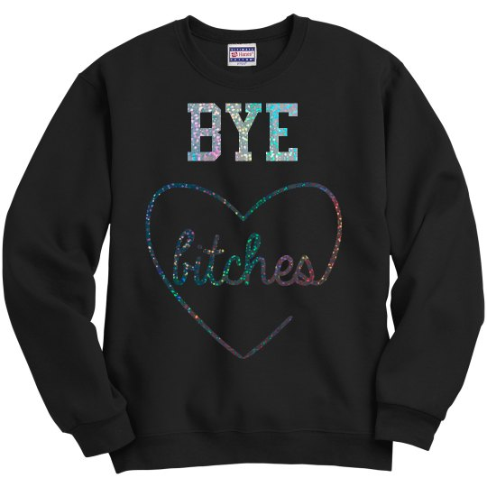 TheOutboundLiving Bye sweater *LIMITED EDITION*