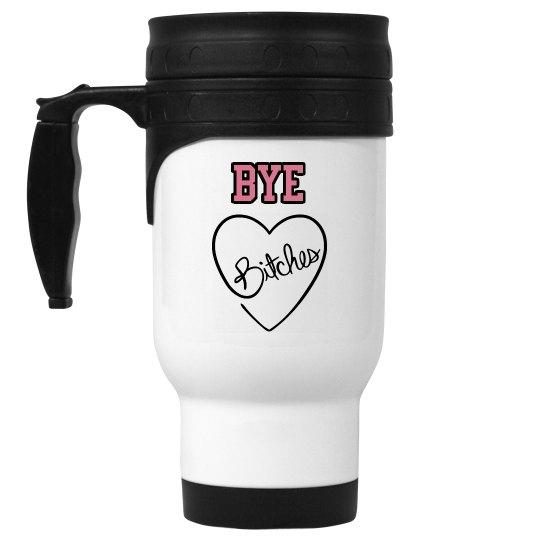 TheOutboundLiving BYE travel mug
