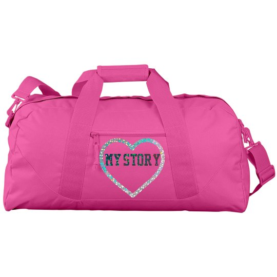 TheOutboundLiving My Story Duffel Bag