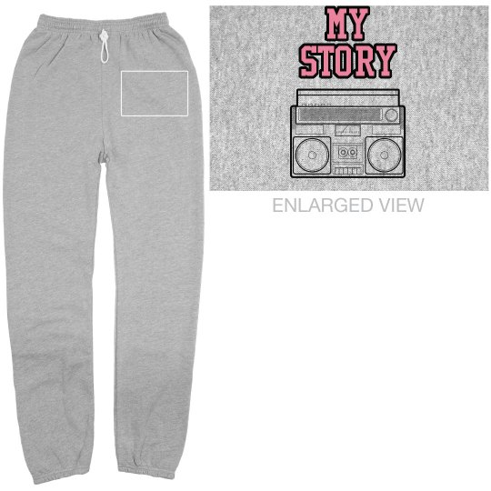 TheOutboundLiving My Story Sweatpants