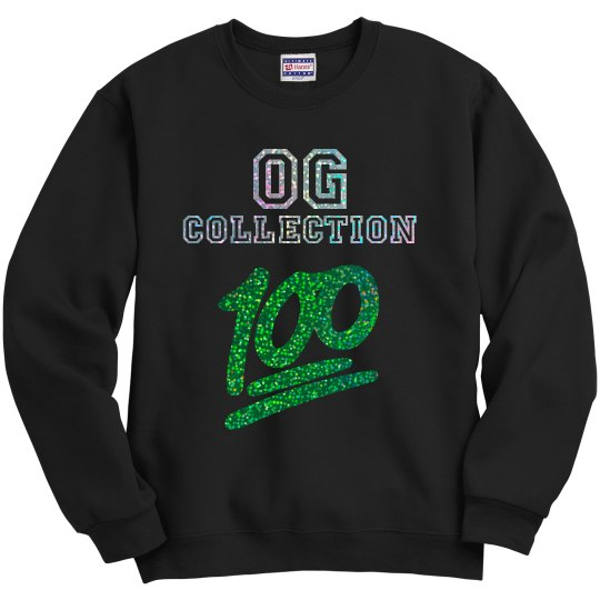 TheOutboundLiving OG crew love Sweater