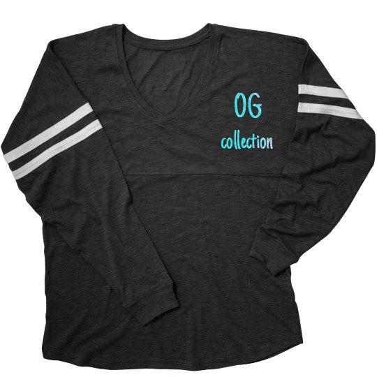 TheOutboundLiving OG womens Jersey shirt