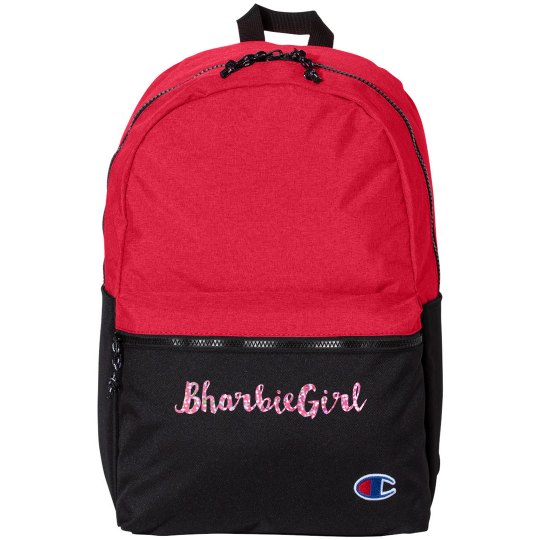 TheOutbounfLiving Champion BharbieGirl Bag