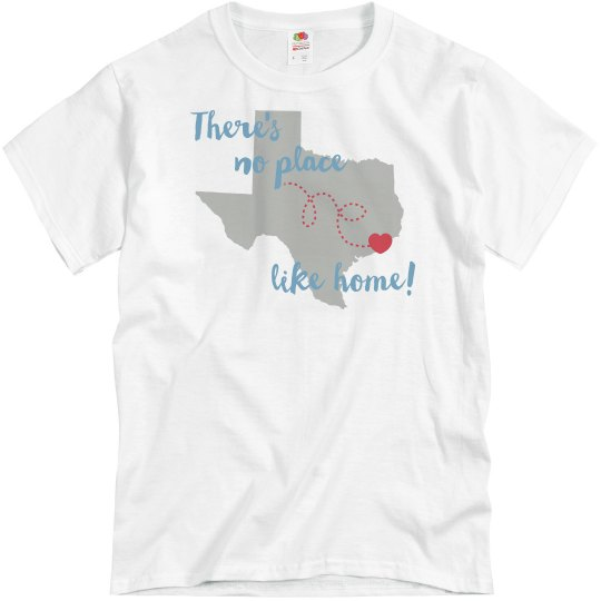 There's No Place Like Home -Texas (Silver)