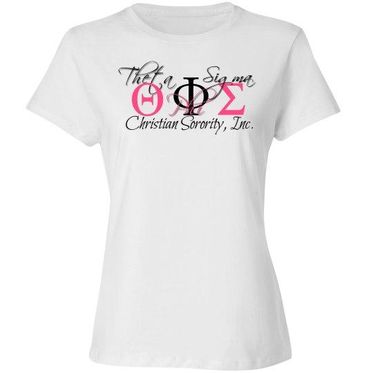 Theta Phi Sigma new design