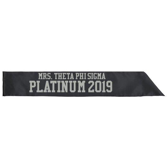 Theta platinum