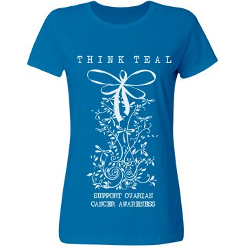 Think Teal Ovarian Cancer