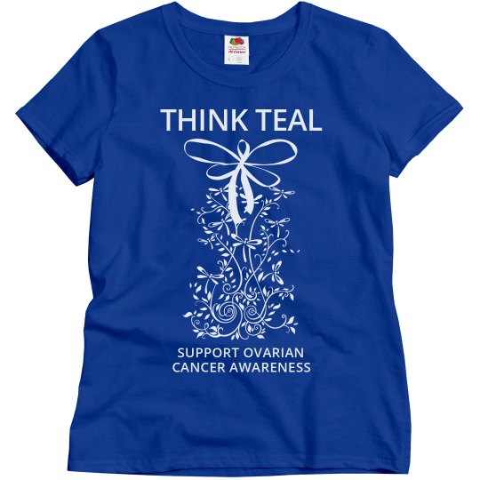 Think Teal Tee