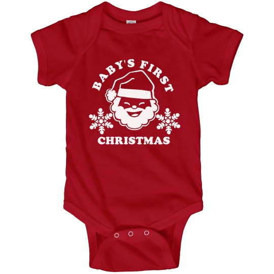 This Baby's First Xmas