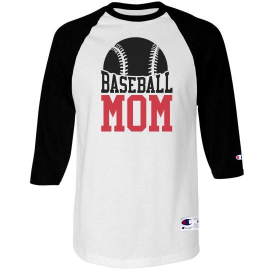 This Baseball Mom Rocks