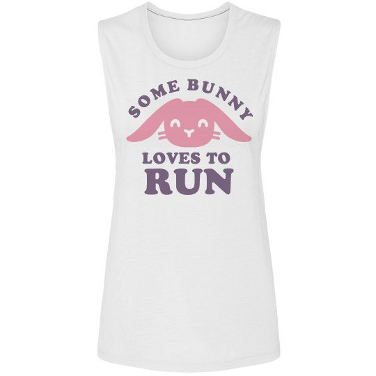This Bunny Love Running Tank