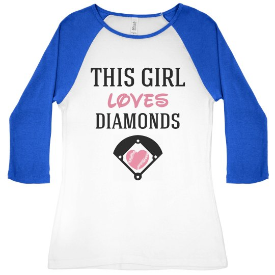 This Girl Loves Diamonds