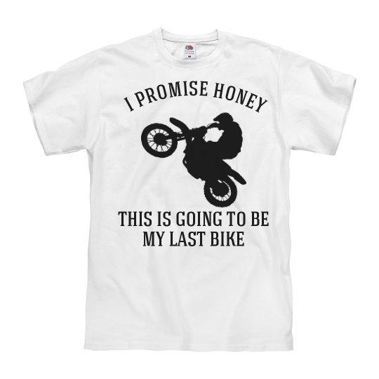 This is my last bike