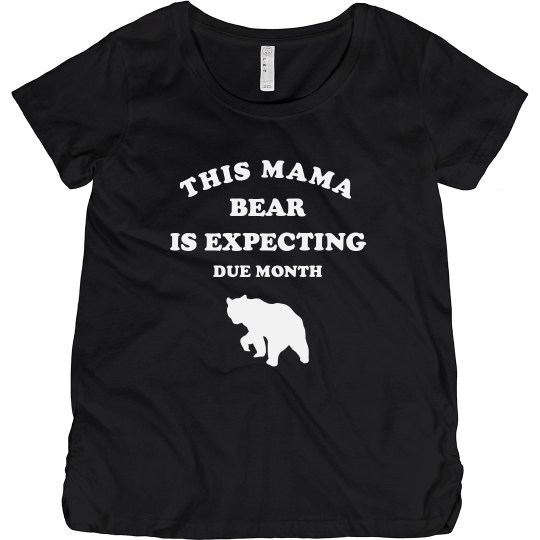 This Mama Bear Is Expecting A Cub