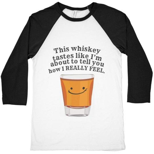 This whiskey- men's