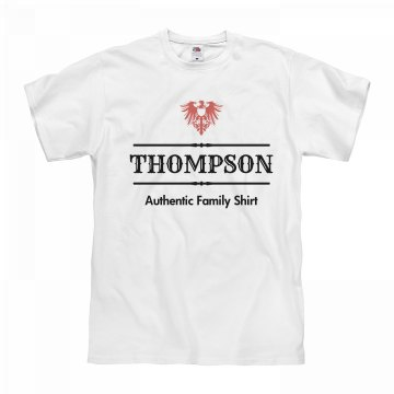 Thompson family