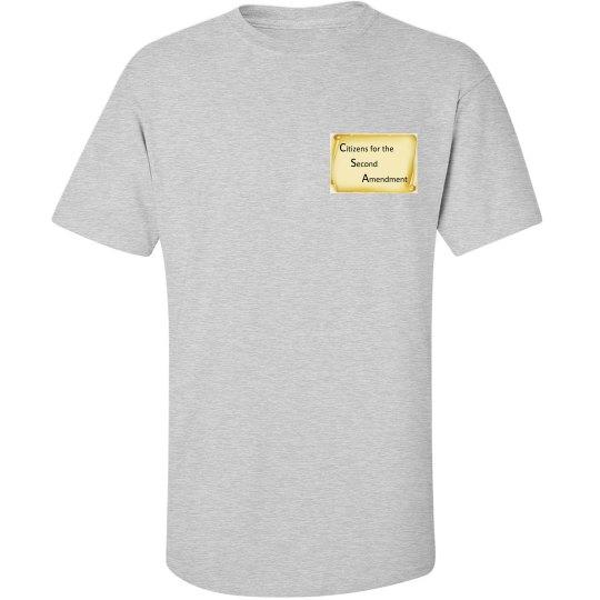 Three Things - Tall T-Shirt