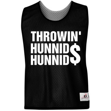 Throwin' Hunnids LAX Top