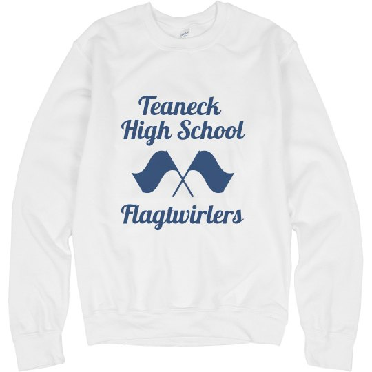 THS Flagtwirlers Sweatshirt