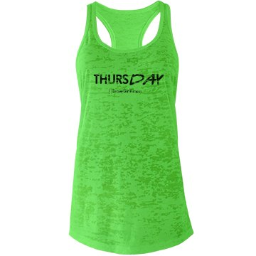 THURSDAY Workout Tank
