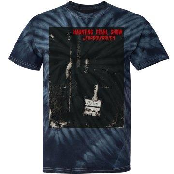 Tie Dye Shadow Raven Shirt