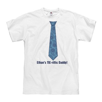 Tie-Riffic Daddy Tee
