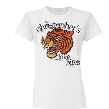 Tiger Tattoo T-Shirt