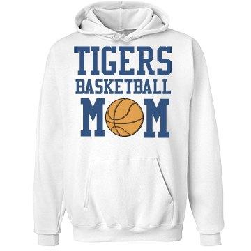 Tigers B Ball Mom