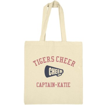 Tigers Cheer Bag