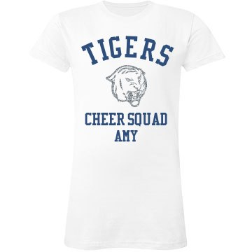Tigers Cheer Squad
