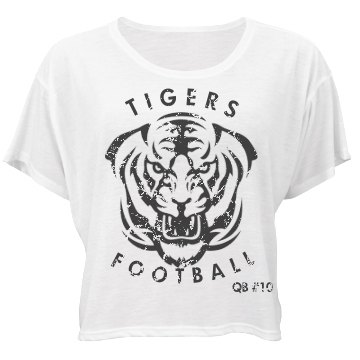 Tigers Football Distress