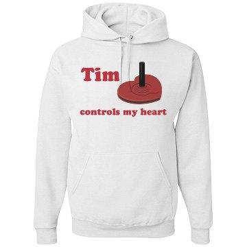 Tim Controls My Heart