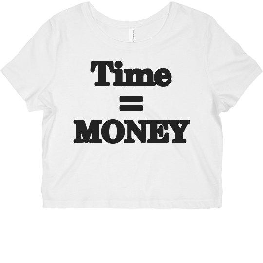 Timeequalmoney