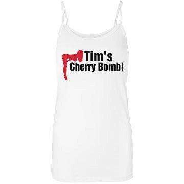 Tims Cherry Bomb