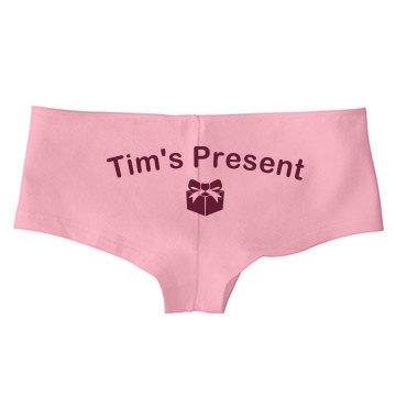 Tim's Present