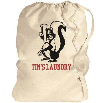 Tim's Skunky Laundry