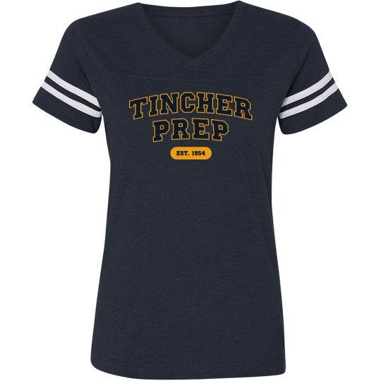 Tincher Prep Vint. Sport