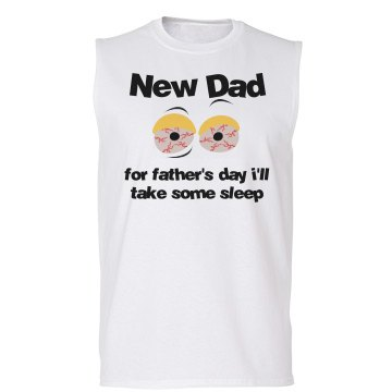 Tired Dad