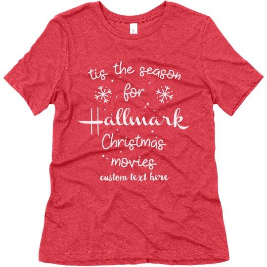 Tis the Season for Hallmark Christmas Movies