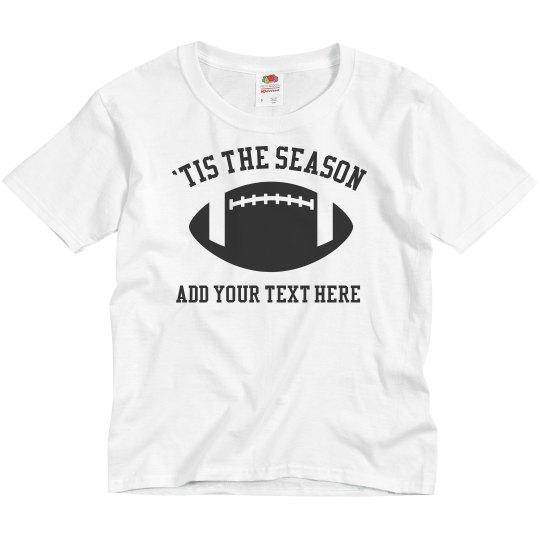 Tis the Season of Football