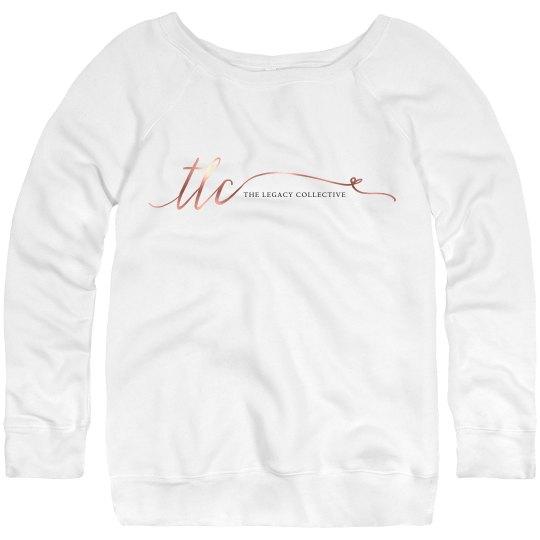 TLC Wideneck Sweatshirt